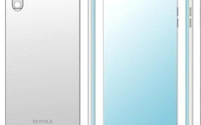 柔宇全新瀑布屏手機專利曝光:翻轉攝像頭設計很酷炫