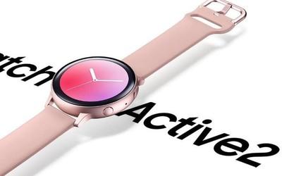 三星Galaxy Watch Active 2预售开启 拥有多种版本可选