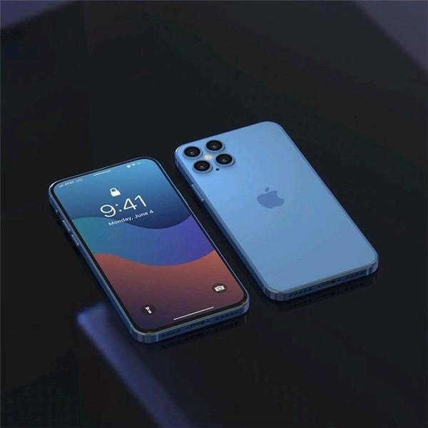 iPhone 11s渲染图(图源网)