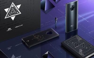 vivo NEX 3三体联名款今日开售 内含三体联名定制礼品