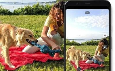 谷歌Pixel 4 XL真机图曝光:大额头+浴霸镜头能否逆袭?