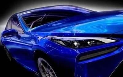 丰田发布新款氢燃料电池车型Mirai 续航可达900公里