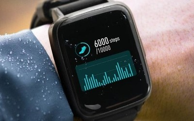 IP68级防尘防水 Smart Watch智能手表上架小米有品
