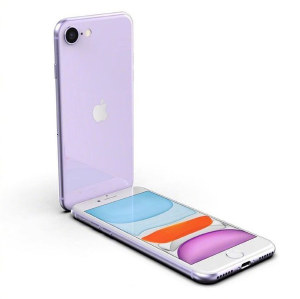 iPhone SE 2渲染图(图片来源网络)