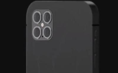 "iPhone 12 Pro概念渲染图曝光 新""浴霸""加持/更显方正"