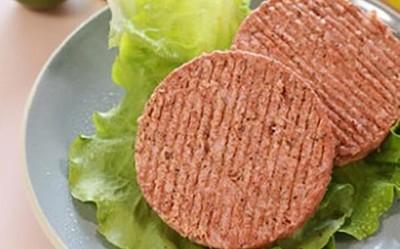 国内首款人造肉饼推出:天猫已开启预售 118元4片