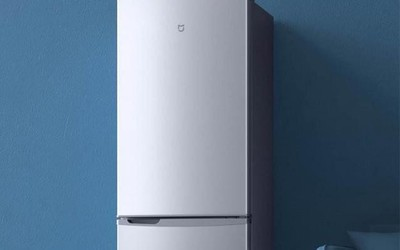 米家四款冰箱10月15日开售 容量160升起/风冷不结霜