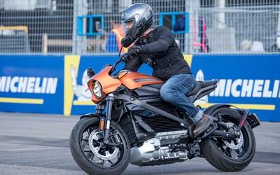 哈雷电动摩托车计划:2022年以前上市五款电动摩托车