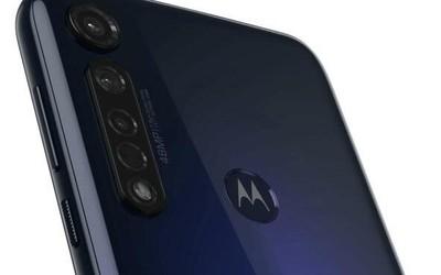 這是一個令人臉紅的名稱 摩托羅拉G8 Plus渲染圖曝光
