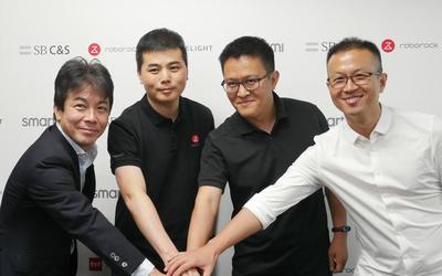 石头科技与软银达成合作  将智能扫地机器人卖到日本