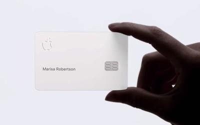 高盛董事长评价Apple Card:将是世上最成功的信用卡