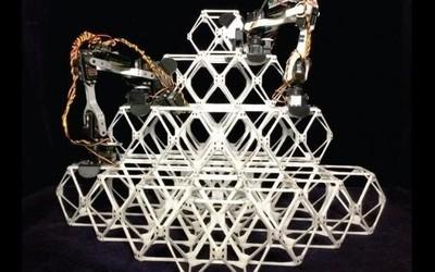 麻省理工学院研发新型机器人BILL-E 能自己造飞机?