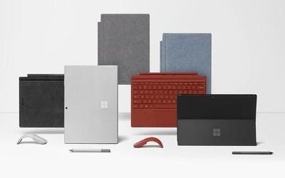 更快/更耐用/更强大!Surface Pro 7开启预购 5788元起