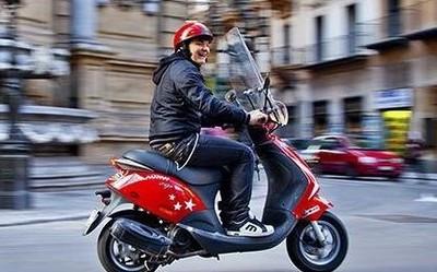 Uber在巴黎部署摩托车共享服务 租金一分钟29美分