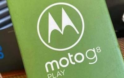 摩托罗拉g8 PLAY包装盒曝光 后置三摄/4000mAh电池