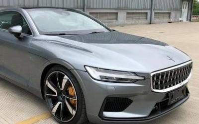 Polestar 1插电式混动轿跑将于年底交付 预售价145万