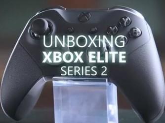 Xbox官方微博发布Xbox精英无线控制器2代开箱视频