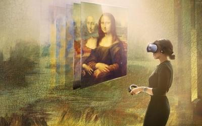 卢浮宫通过VR推出全新观展体验 与HTC VIVE联手打造