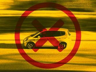 城市交通新趋势:汽车将被禁止 人行道步行街被扩大