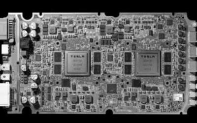 特斯拉自動駕駛芯片入選世界互聯網大會領先成果