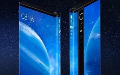 小米手机新外观专利曝光 网友:这是全新的鼻孔屏?