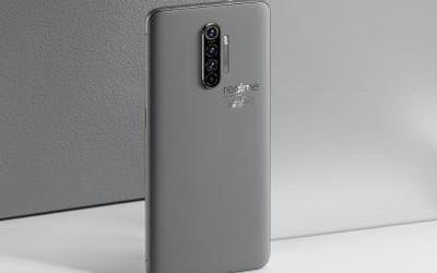 realme X2 Pro大师版水泥配色开启预约 90Hz屏/3199元
