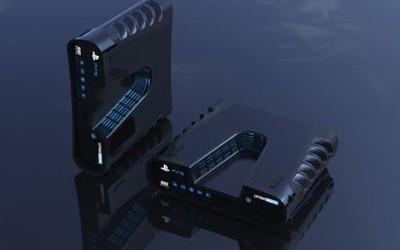 索尼PS5原型机真机曝光:大块头机身造型不再纤细