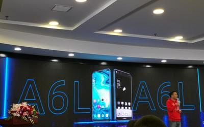 海信双屏手机A6L发布 护眼双屏/超广角摄影/2599元起