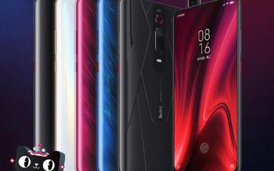 登顶!红米K20 Pro尊享版成天猫双11手机预定量冠军