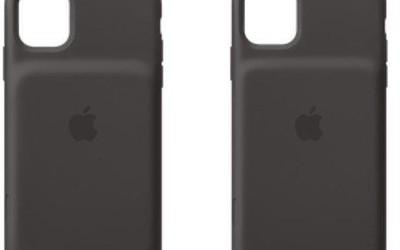 iPhone 11系列智能电池壳曝光 方形开孔续航更持久
