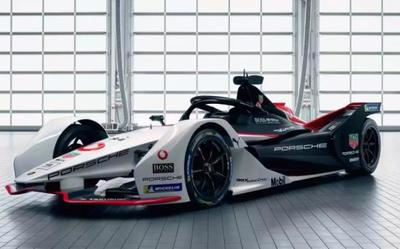 保时捷99X方程式电动赛车将在2020年比赛中亮相