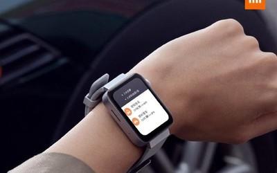 """能打车的智能手表你可见过?小米手表你真的""""太独立"""""""
