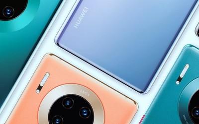 华为Mate30系列5G双雄称霸 双十一5G手机最新销量榜