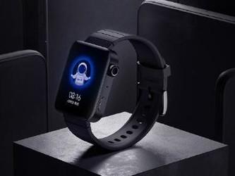 """腕上""""小型手机""""!小米手表采用四曲面设计/多配色可选"""