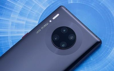 京东手机11.11竞速榜:华为Mate30系列5G版稳居榜首