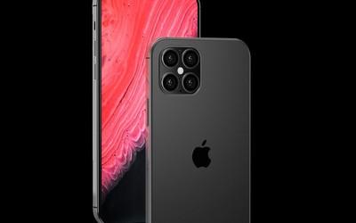 说好的无刘海呢?iPhone 12新渲染图曝光 更小的刘海