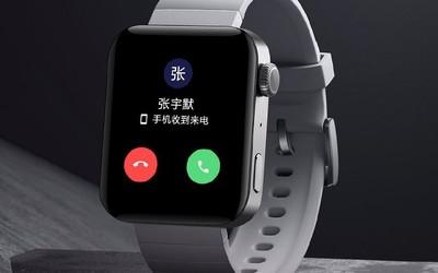 一张图看懂小米手表 1299元能打电话/还能下载App