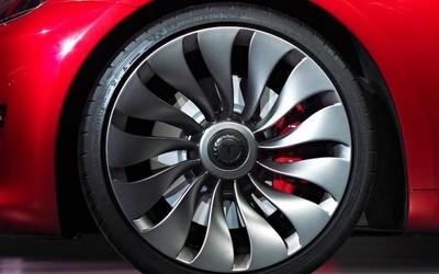 """特斯拉Model Y新型轮毂曝光 系Model 3被""""阉割""""的设计"""