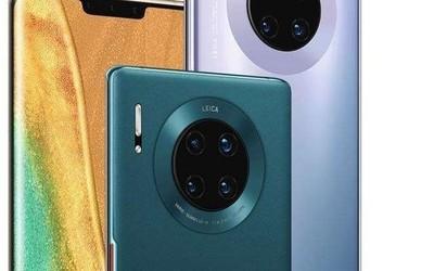 5G手机亮相第二届进博会 华为Mate 30系列助力5G直播
