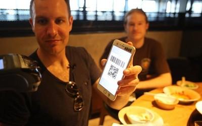国际版支付宝上线 外国游客能在中国大陆使用90天
