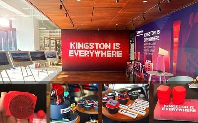 影像从业者的知心好友金士顿 Kingston is everywhere