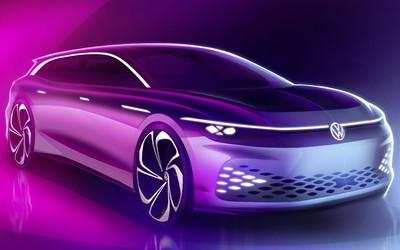 大众将推出ID Space Vizzion电动旅行车 续航超480km