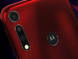 摩托罗拉g8渲染视频曝光 后置三摄/指纹Logo按键合一