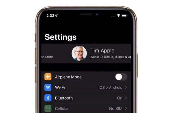 iOS 14概念设计