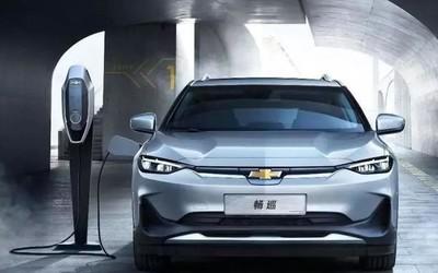 雪佛兰畅巡首款纯电动SUV亮相 续航410公里/明年上市