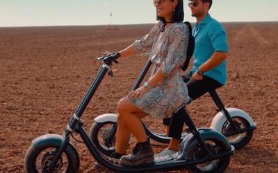 Scooterson推出Rolley2电动摩托车 自称支持自动驾驶