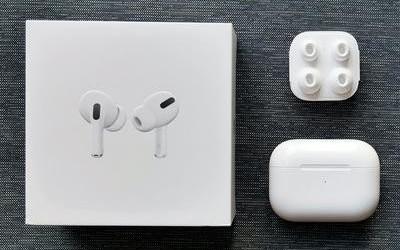 双十一买点啥?快来享受AirPods Pro带来的美妙音质