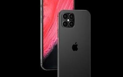 """""""四摄浴霸镜头""""闪闪来袭 苹果iPhone 12渲染图遭曝光"""