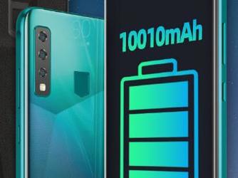 海信手机推出金刚6 10010mAh电池/背夹电池方案