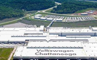 大众美国电动汽车厂破土动工 中国的工厂也安排上了
